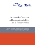 Ley contra la Corrupción y el Enriquecimiento Ilícito en la Función Pública