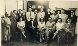 Funcionarios PGR 1952