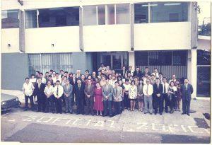 Funcionarios PGR 1992